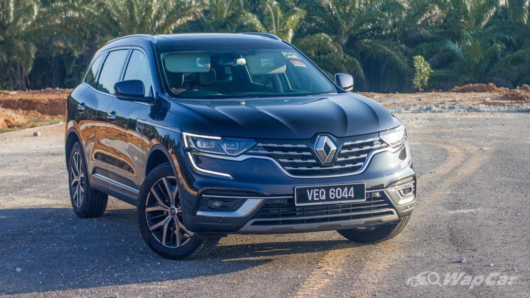 2020 Renault Koleos Signature Exterior 014