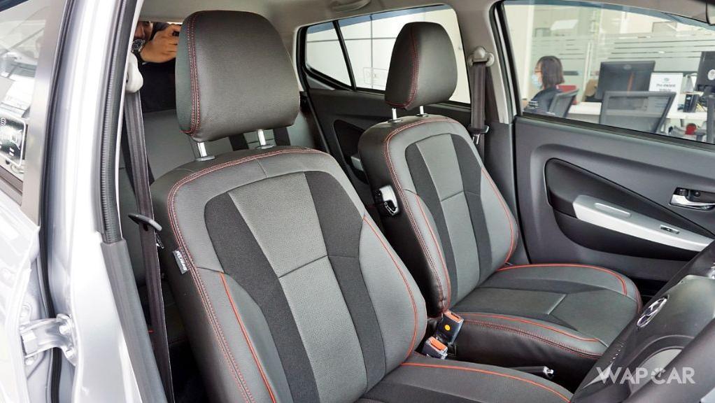 2019 Perodua Axia AV 1.0 AT Interior 063