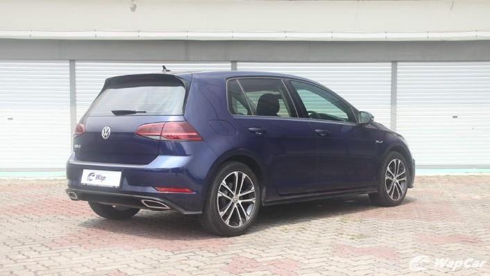 2018 Volkswagen Golf 1.4 TSI R-Line Exterior 005