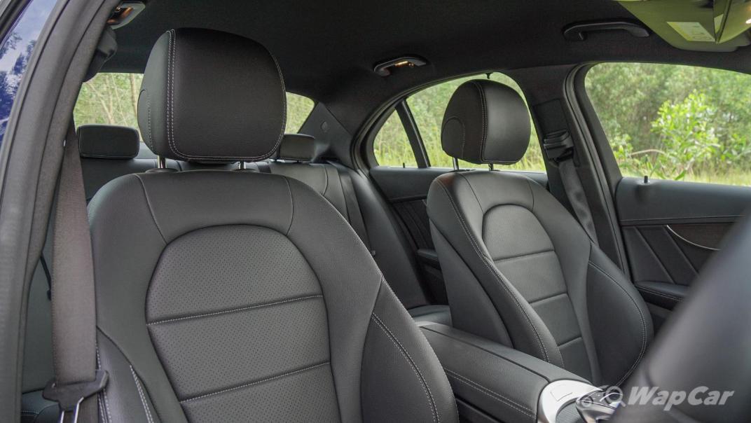 2020 Mercedes-Benz C-Class C 200 AMG Line Interior 034