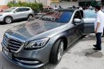 Penang Chief Minister's official car is this RM 458k Mercedes-Benz S-Class