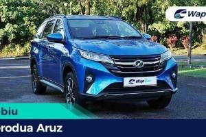 Rebiu: Perodua Aruz 1.5 AV, berbaloikah untuk RM 77,900 bagi sebuah Perodua?