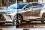 Leaked: Could this be the all-new 2022 Lexus NX?