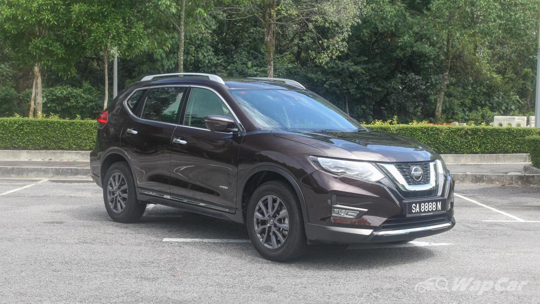 2019 Nissan X-Trail 2.0 2WD Hybrid Exterior 003