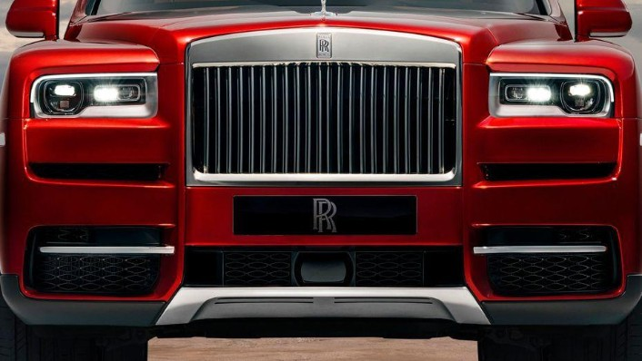 2018 Rolls-Royce Cullinan Cullinan Exterior 006