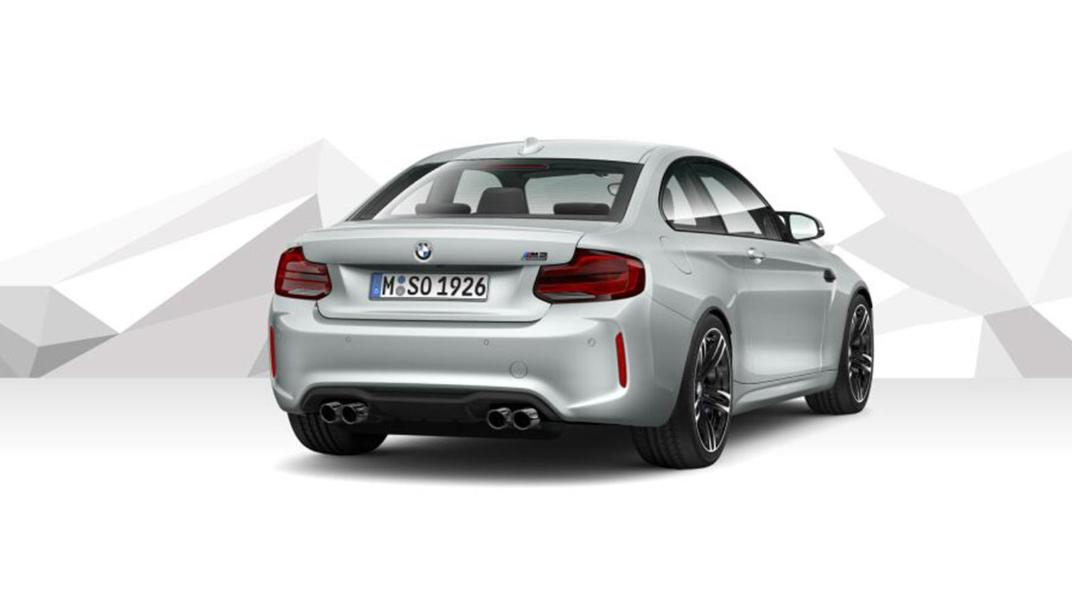 2019 BMW M2 Competition DCT Exterior 015
