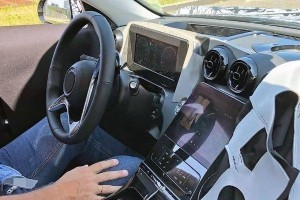 Spied: All-new W206 2021 Mercedes-Benz C-Class' interior, no more floating screen