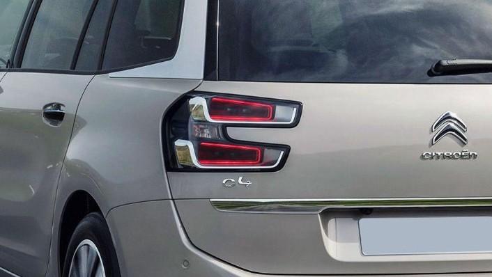 2019 Citroën Grand C4 SpaceTourer Exterior 008