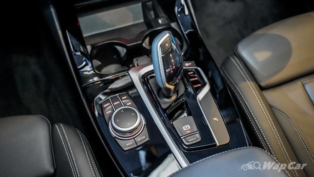 2021 BMW X3 sDrive20i Interior 005