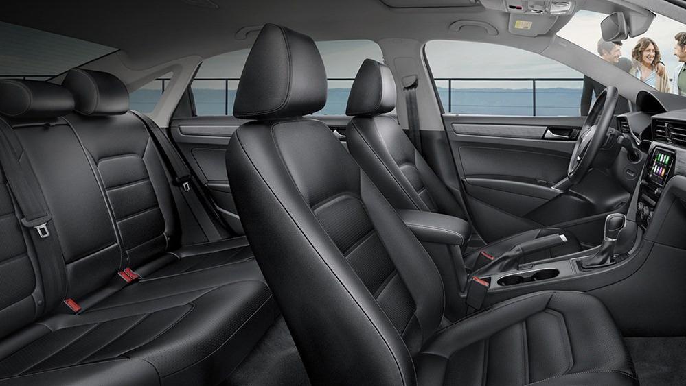 2020 Volkswagen Passat Interior 009