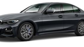 BMW 3 Series (2019) Exterior 002
