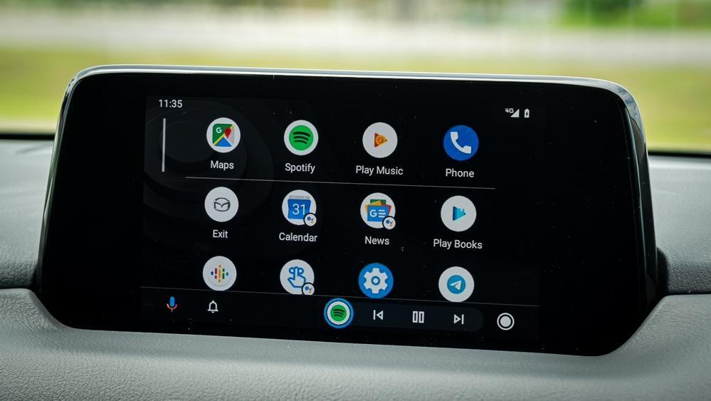 2019 Mazda CX-5 2.5L TURBO Interior 017