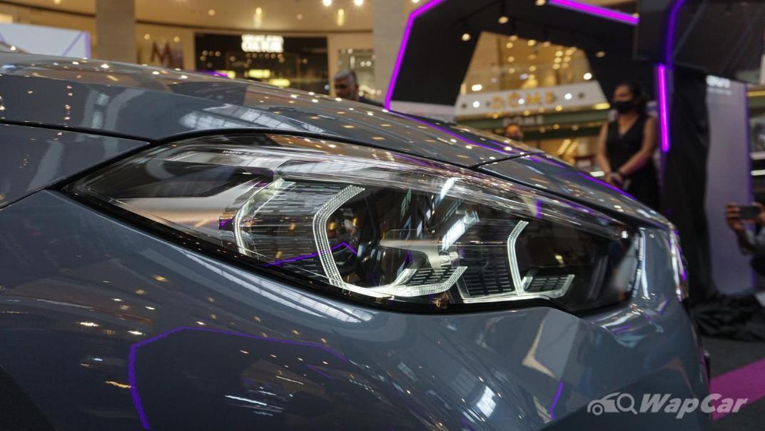 2020 BMW 2 Series 218i Gran Coupe Exterior 034
