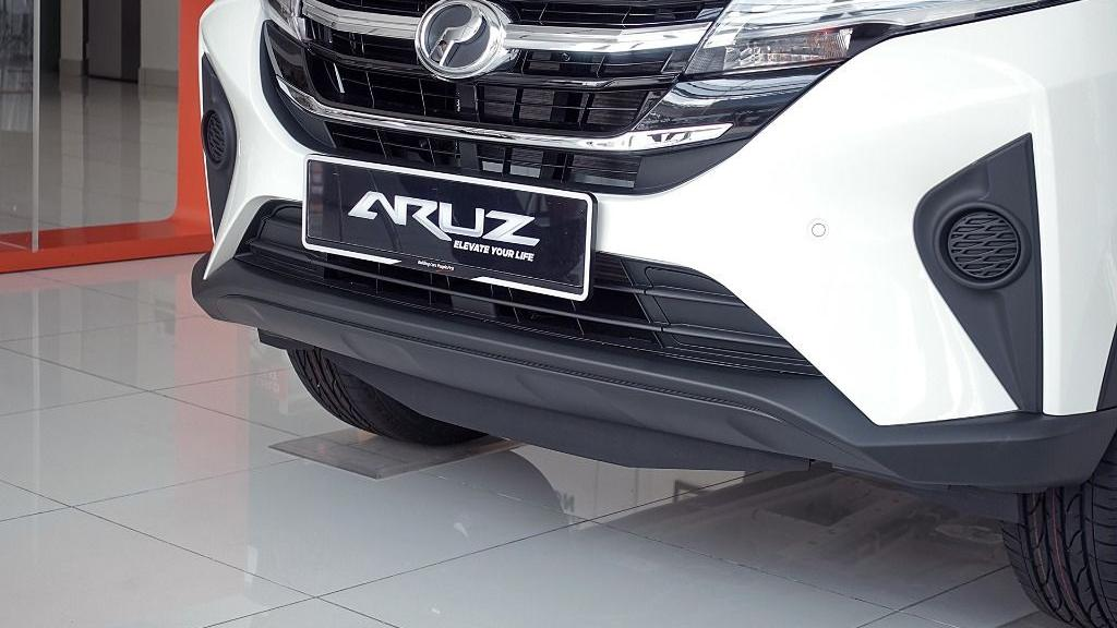 2019 Perodua Aruz 1.5 X Exterior 015