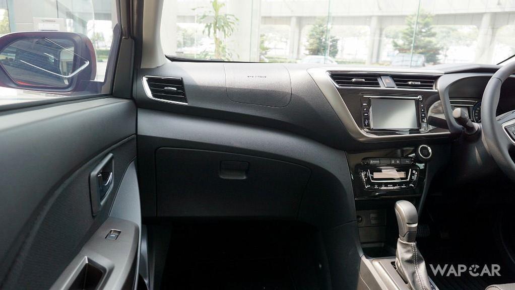 Perodua Myvi (2018) Interior 004
