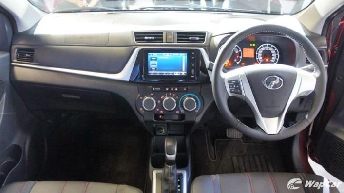 2020 Perodua Bezza 1.3 AV (A) Interior 001