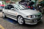 Grab this fully-restored Proton Satria GTi to relive your teenage dreams