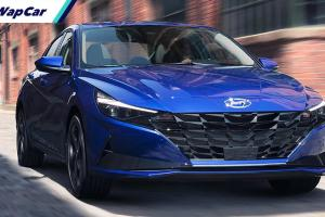 Hyundai Elantra 2021 serba baru dibuka untuk tempahan – pelancaran akhir tahun ini?