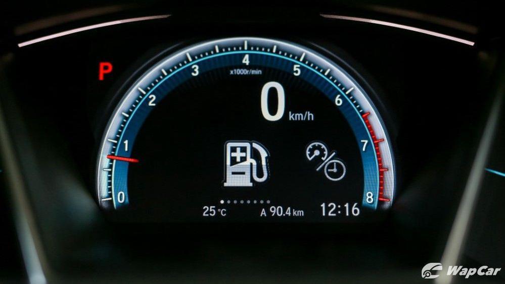 2018 Honda Civic 1.5TC Premium Interior 007