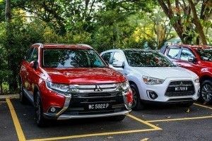 Mitsubishi Motors to slash prices by up to RM 8,154 for the Outlander and ASX