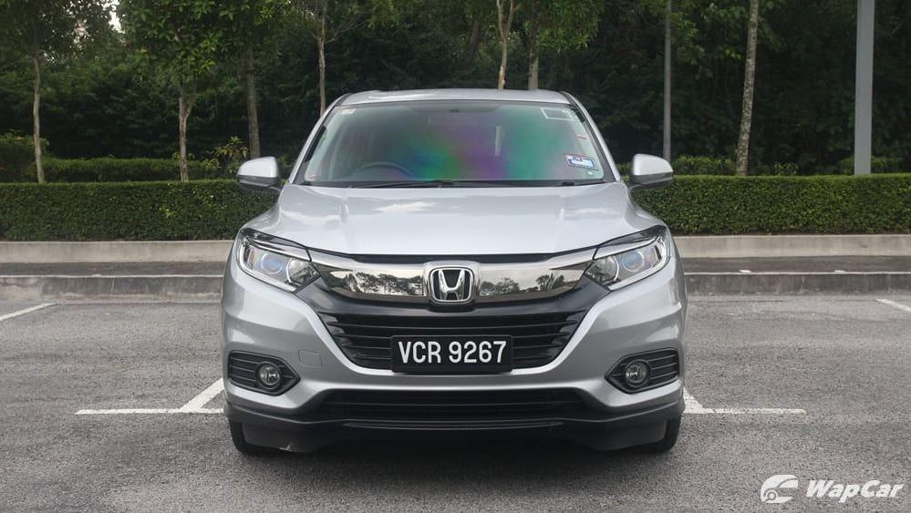 2019 Honda HR-V 1.5 Hybrid Exterior 029
