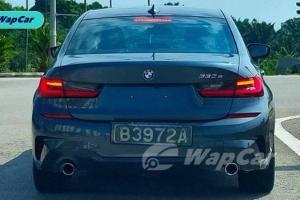 Diintip: BMW 330e (G20) 2020 dilihat tanpa samaran di Malaysia – CKD dengan insentif EEV