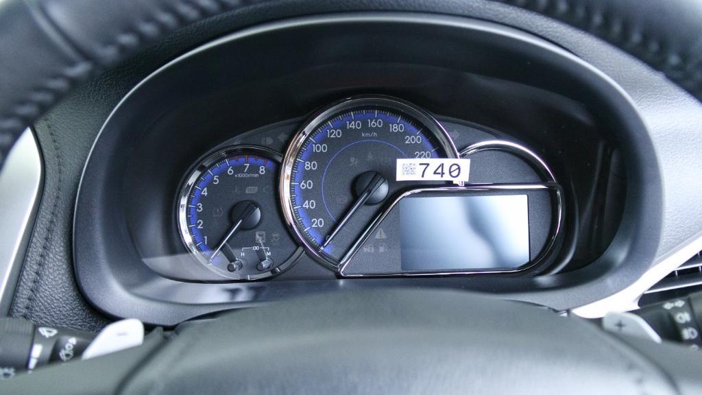 2019 Toyota Vios 1.5G Interior 010