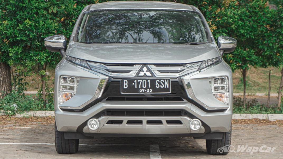 2020 Mitsubishi Xpander Upcoming Version Exterior 002