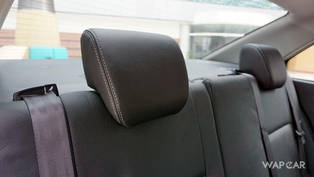 Perodua Bezza (2018) Interior 039