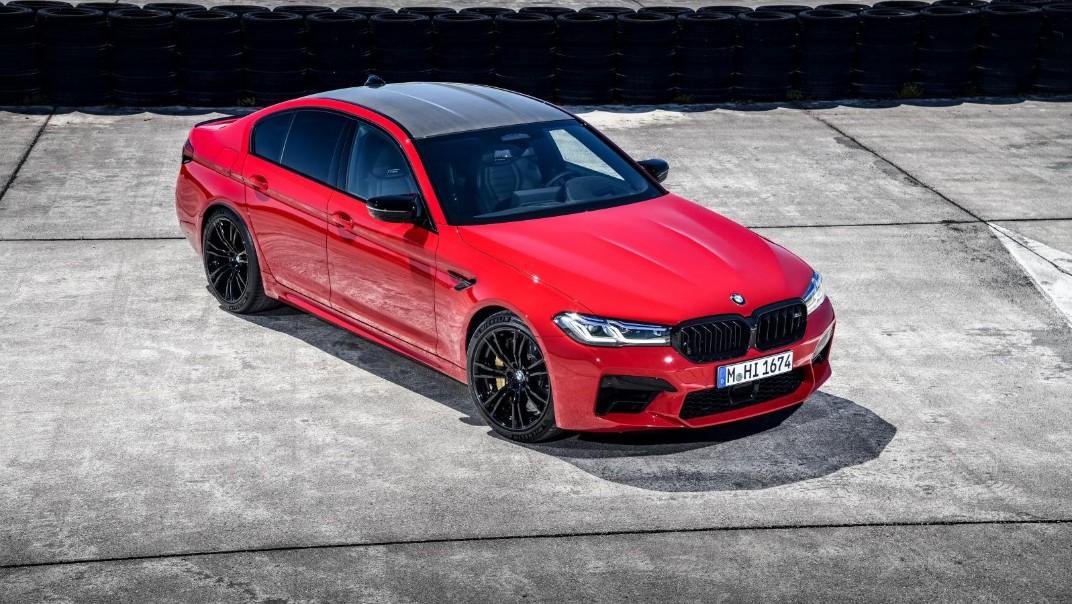 2020 BMW M5 Exterior 060