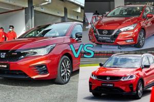 Murah RM 4k, Honda City tawar nilai lebih baik daripada Proton X50 dan Nissan Almera Turbo?