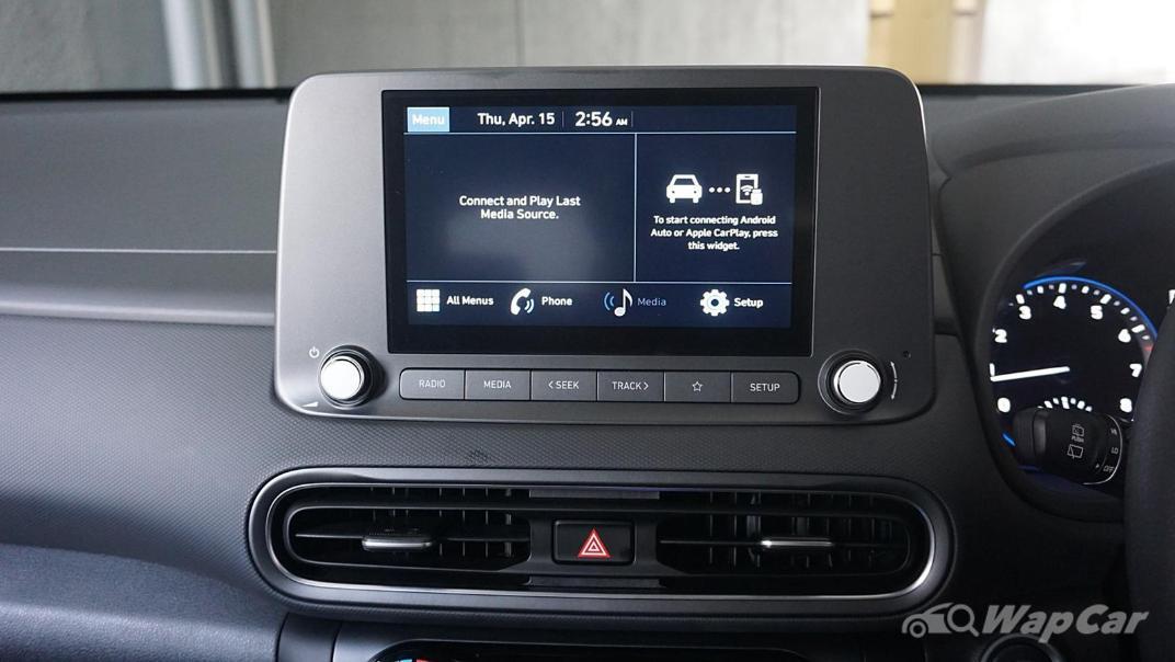 2021 Hyundai Kona 2.0 Standard Interior 027