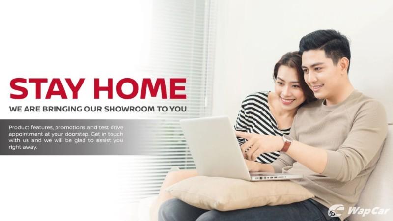 Purchase your dream Nissan through virtual showroom 02