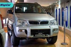 Perodua Kembara, mencetus minat untuk SUV di Malaysia dari 22 tahun lalu