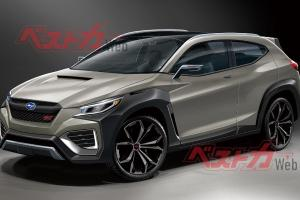 Scoop: Coupe-SUV version of Subaru XV to make world debut in December 2021!