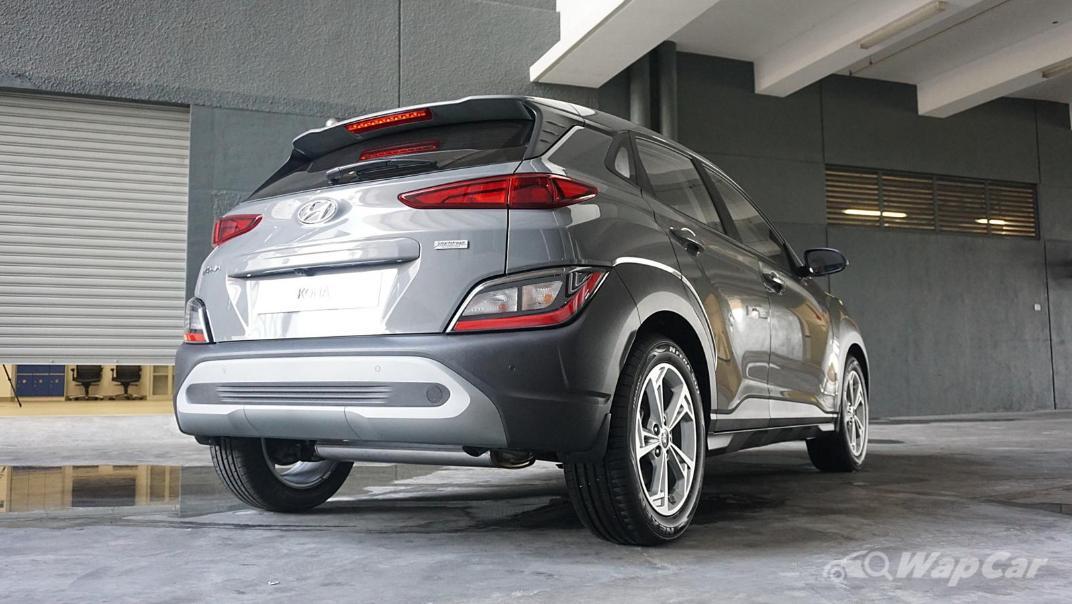 2021 Hyundai Kona 2.0 Standard Exterior 035