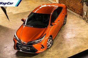 Toyota Vios facelift 2021: Bermula RM 74k – harga serupa Honda City?