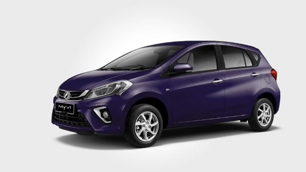 2020 Perodua Myvi 1.3L G AT Others 003