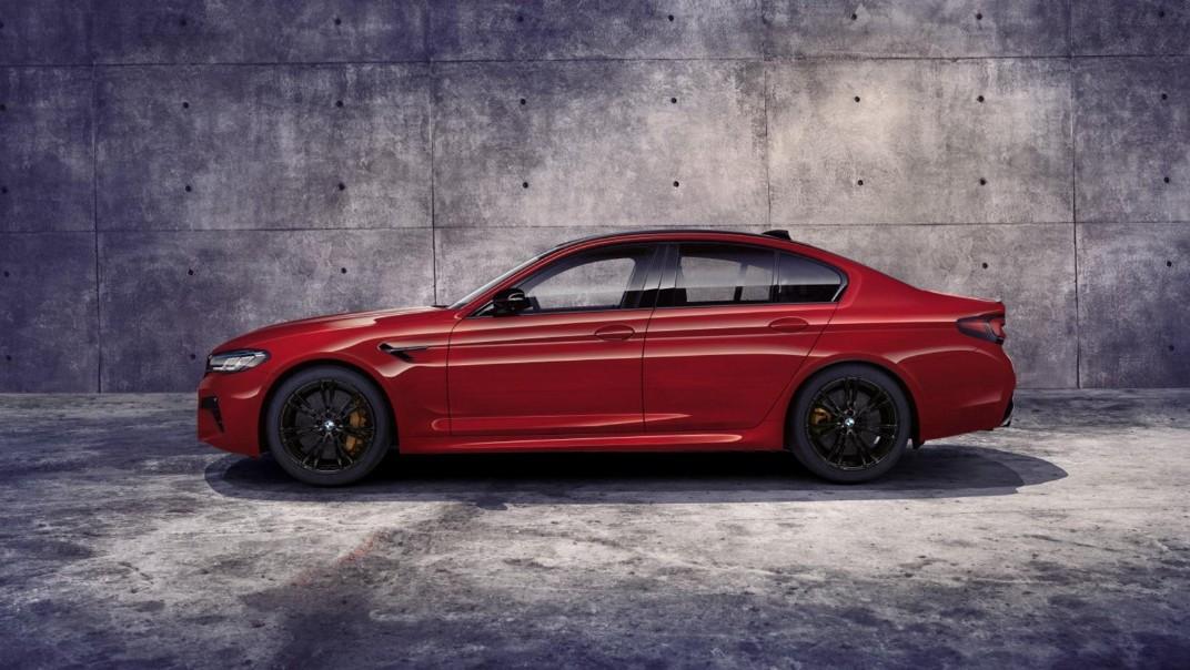 2020 BMW M5 Exterior 019