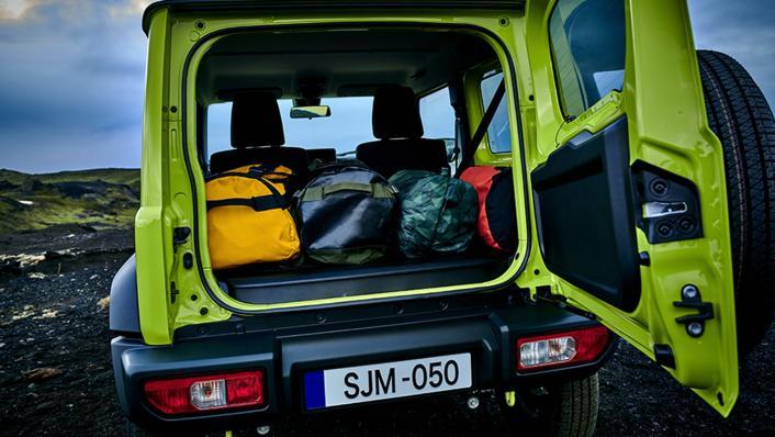 2021 Suzuki Jimny Interior 005