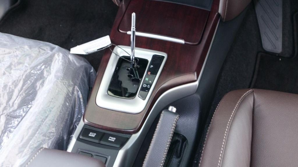 2018 Toyota Fortuner 2.7 SRZ AT 4x4 Interior 020