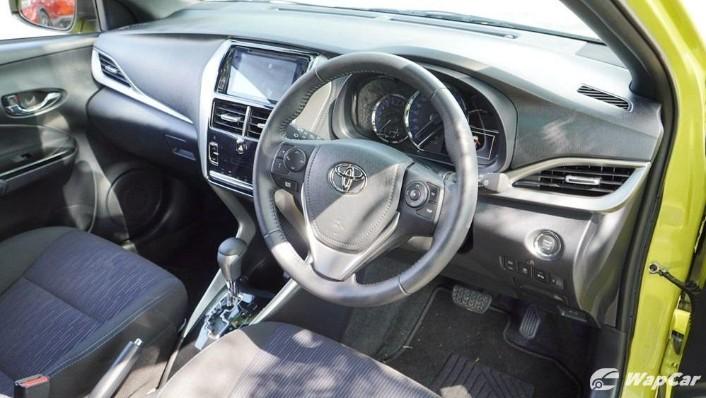 2019 Toyota Yaris 1.5G Interior 004