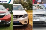 SUV-C yang mana paling tahan nilai 'resale'nya selepas 5 tahun? Honda masih 'King'?