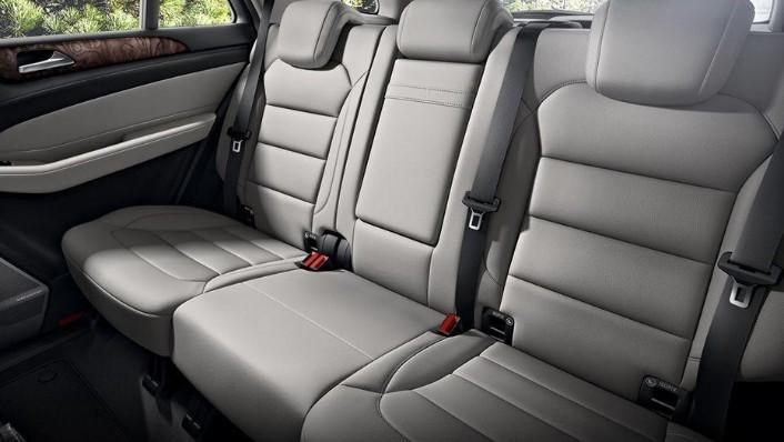 2019 Mercedes-Benz GLE GLE 450 4Matic AMG Line Interior 009