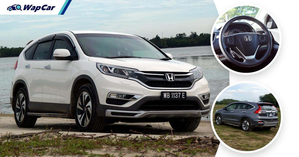 Looking for a used, dependable SUV? The 4th-gen Honda CR-V should be your prime choice 01