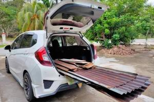Honda Jazz kini tular dengan praktikaliti tempat duduk ULTRA Seat!