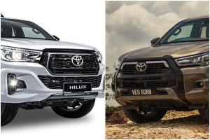 2020 Toyota Hilux Rogue - is it worth paying RM 13k more?