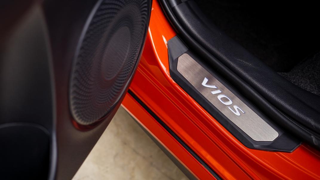 2021 Toyota Vios 1.5E Interior 003