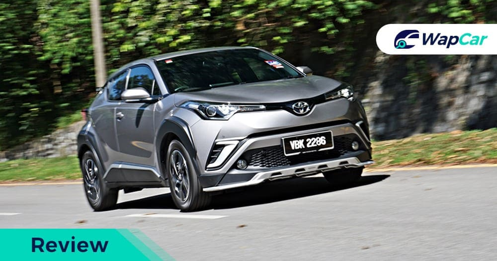 Review: Toyota C-HR – are you nuts to pay RM 150k for this? Maybe. 01