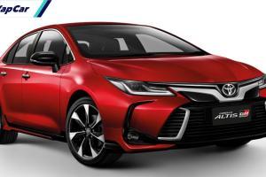 Toyota Corolla Altis GR Sport 2021 – bakal tiba di Malaysia selepas Vios GR Sport?